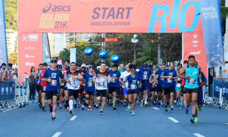 Asics Golden Run 21k