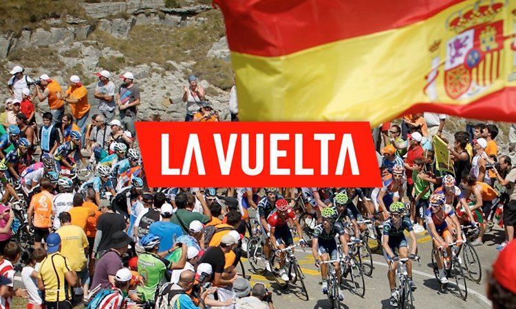 Que comece La Vuelta