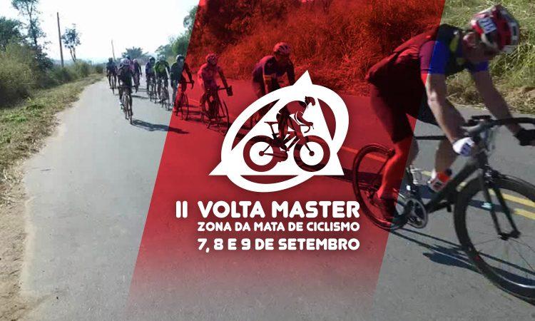 II Volta Master Zona da Mata de Ciclismo
