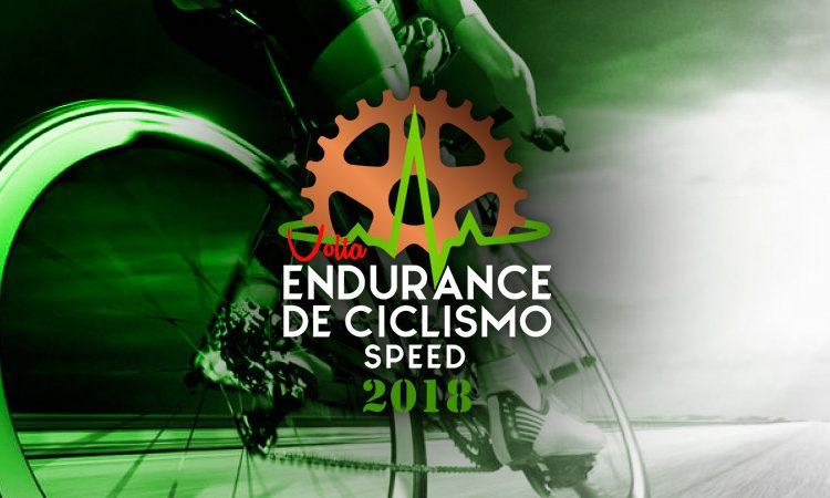 Reconhecimento de percurso da Volta Endurance de Ciclismo