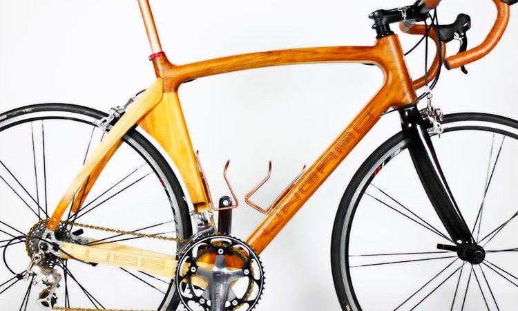 Ungaro: bikes de madeira