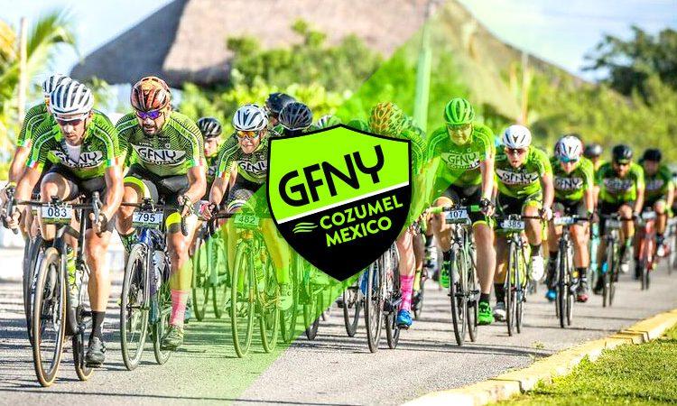 GFNY Cozumel: a oportunidade de pedalar em um dos lugares mais lindos do mundo