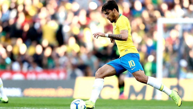 Brasil empata com Panamá em amistoso