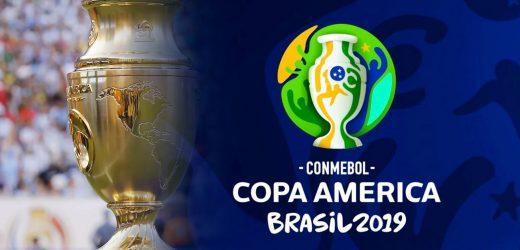 Brasil quer brilhar na Copa América 2019