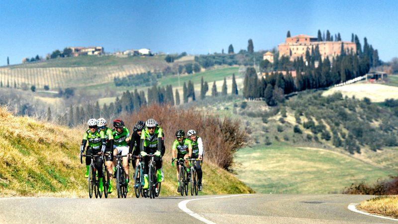 GFNY Italia: um emocionante e verdadeiro granfondo italiano