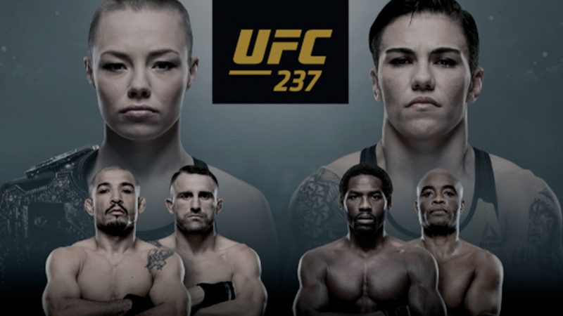 O Rio vai tremer com o UFC 237