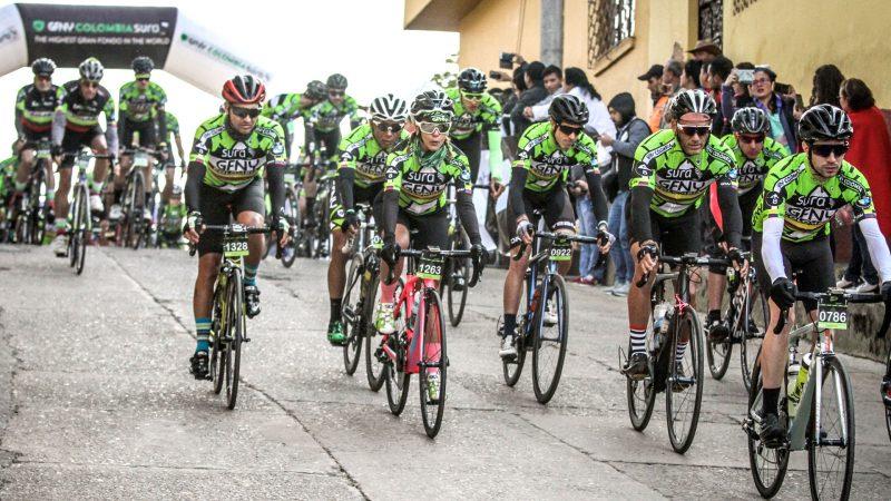 Dois mil e duzentos ciclistas irão participar do GFNY Latin America Championship Colombia
