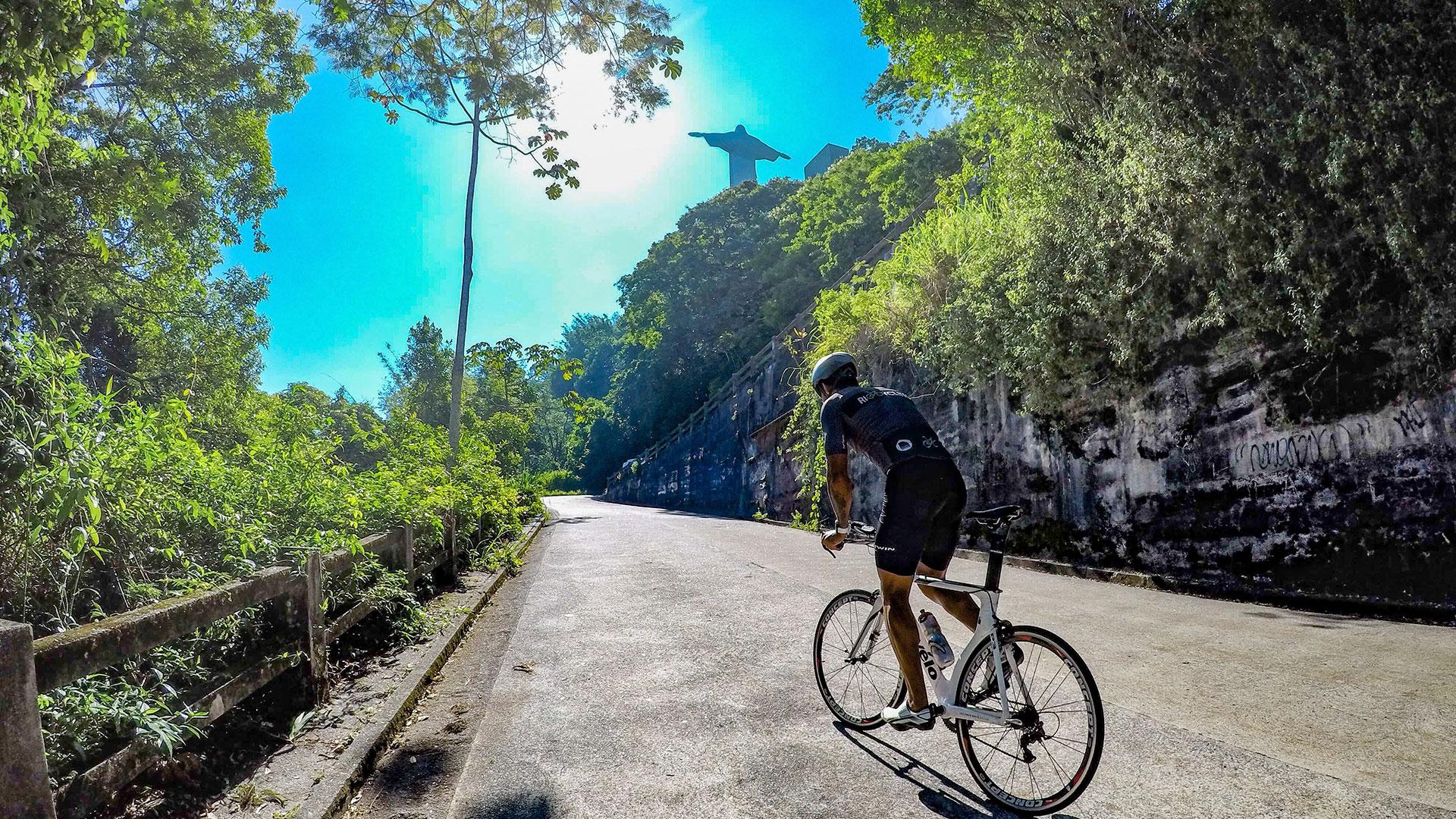 Experiência completa de pedalar na Semana Santa com a Rio Cycling
