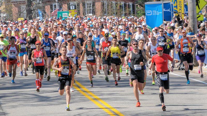 Boston Marathon: a mais antigas das maratonas foi realizada hoje