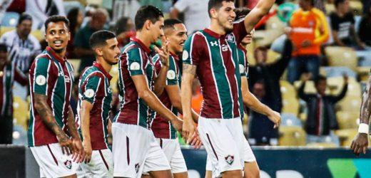Dos cariocas, só o Flu venceu na rodada do Brasileirão
