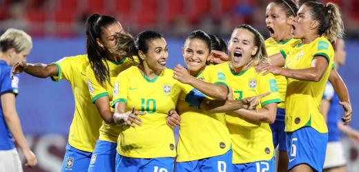 Definidos os jogos das oitavas de final da Copa do Mundo Feminina de Futebol