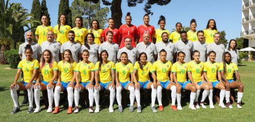 Conheça as jogadoras do Brasil na Copa do Mundo
