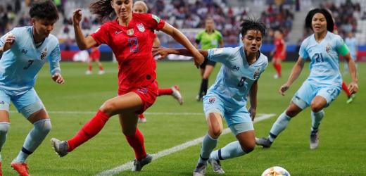 Quartas de final da Copa do Mundo Feminina de Futebol