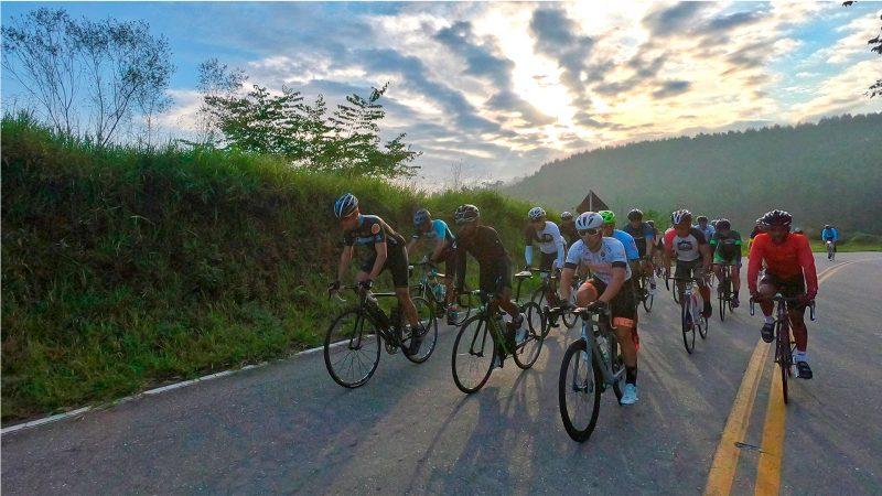 Região do Circuito das Águas de MG recebe evento inédito de ciclismo de estrada