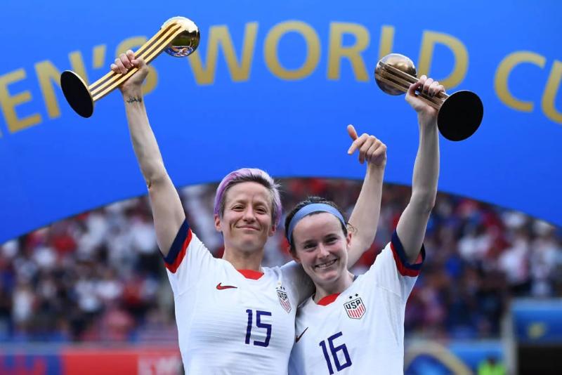 Estados Unidos 2 x 0 Holanda