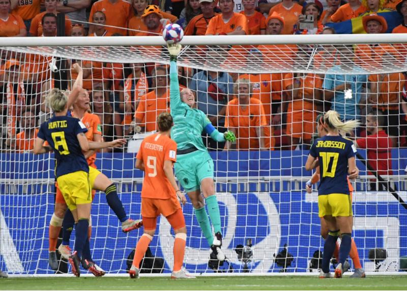Holanda 1 x 0 Suécia
