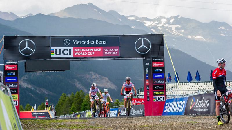 Copa do Mundo UCI MTB XCO / XCC 2019 – Etapa de Vallnord