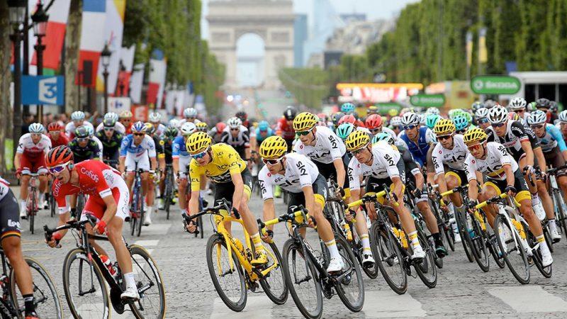 Vistam as suas camisas amarelas, vai começar o Tour de France