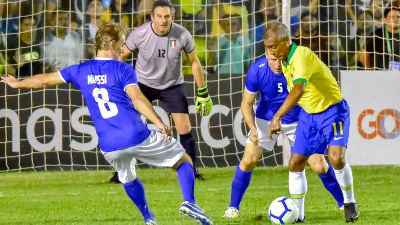 Brasil comemora título histórico de 1994 mesmo com a derrota