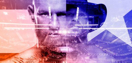2020 começa com grandes confrontos no UFC