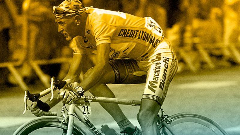 "Pantani, ""O Pirata"" faria 50 anos"
