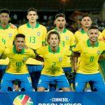 Brasil goleia a Argentina e garante vaga olímpica para o futebol masculino