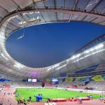 Mundial de Atletismo remarcado para 2022