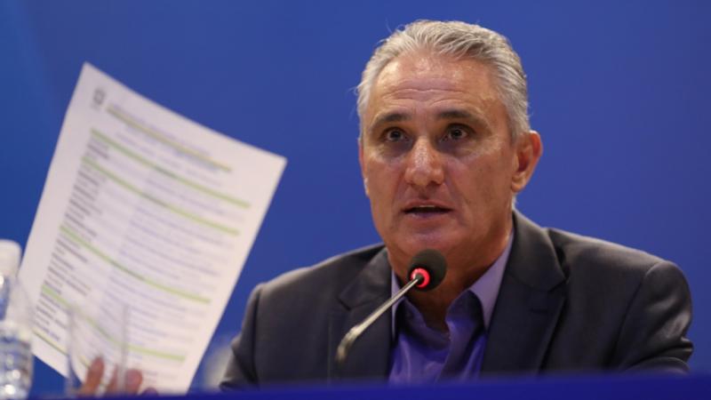 Tite convoca a Seleção Brasileira para a estreia nas Eliminatórias