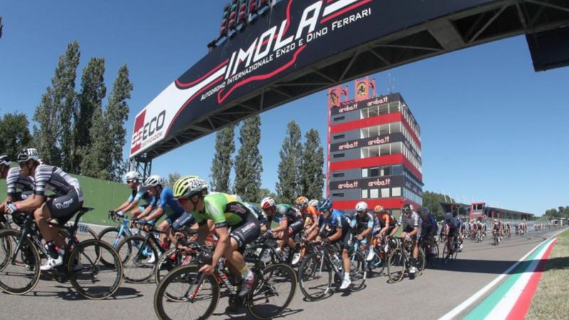 Mundial de Ciclismo será no autódromo de Ímola