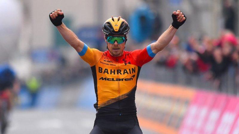 Giro d'Italia 2020 – Jan Tratnik vence etapa 16
