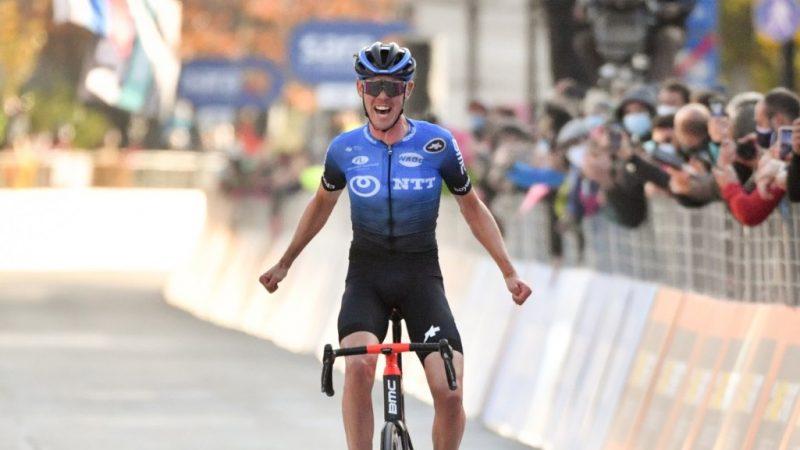 Giro d'Italia 2020 –  Ben O'Connor vence etapa 17