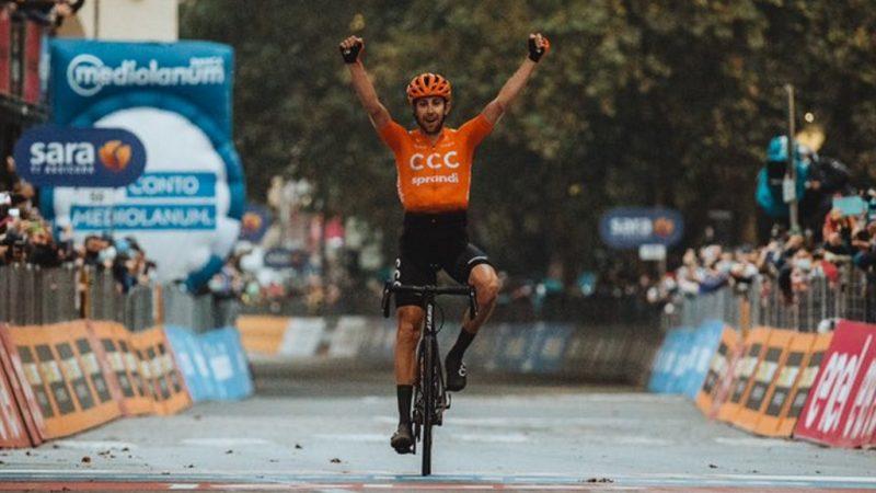 Giro d'Italia 2020 – Josef Cerny vence etapa 19