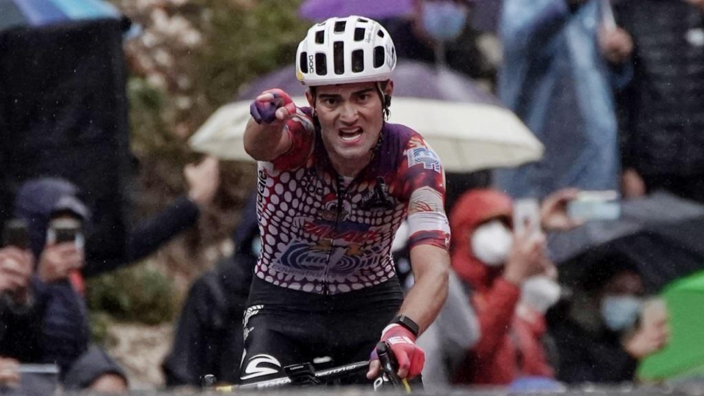 Giro d'Italia 2020 – Ruben Guerreiro vence etapa 9