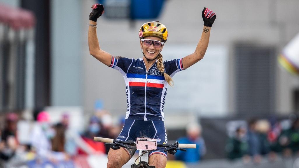 Mundial de Mountain Bike – Pauline Ferrand Prevot é tricampeã mundial