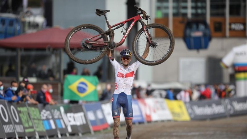 Mundial de Mountain Bike –  Thomas Pidcock vence no SUB 23 Masculino