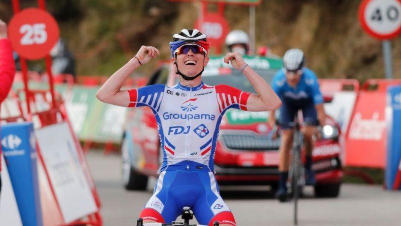 La Vuelta 2020 – David Gaudu vence etapa 11