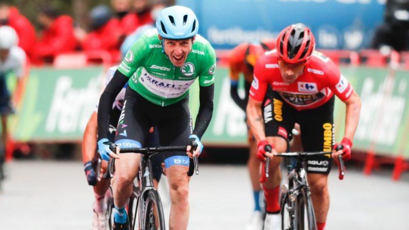 La Vuelta 2020 – Daniel Martin vence etapa 3