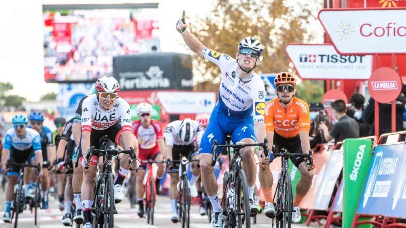 La Vuelta 2020 – Sam Bennett vence etapa 4