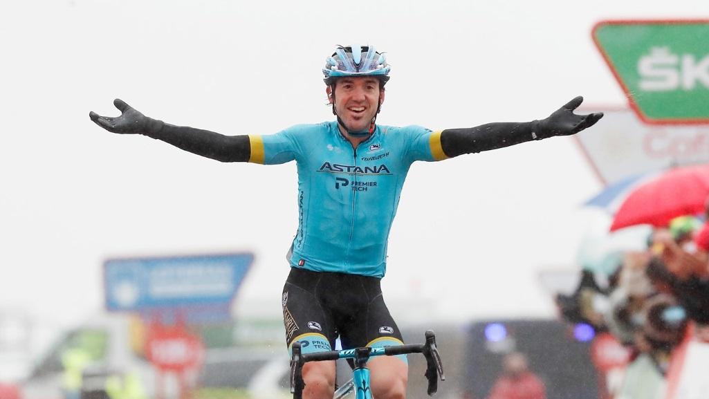 La Vuelta 2020 – Ion Izaguirre vence etapa 6