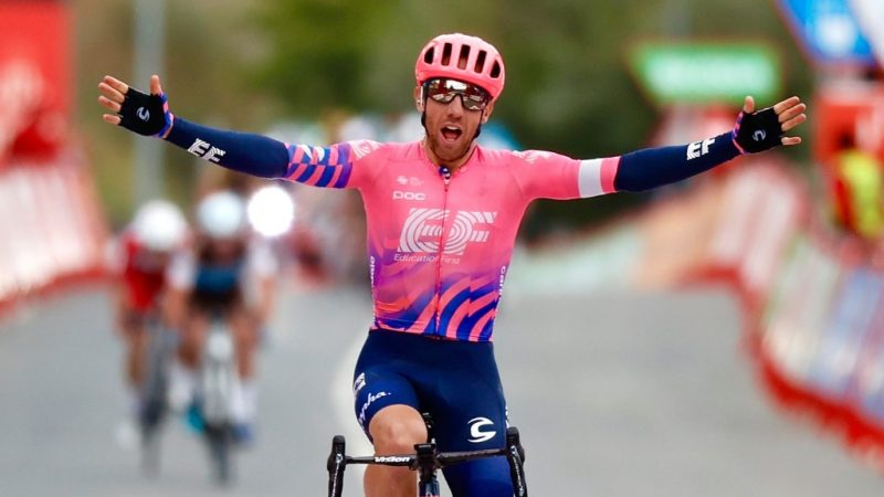 La Vuelta 2020 – Michael Woods vence etapa 7