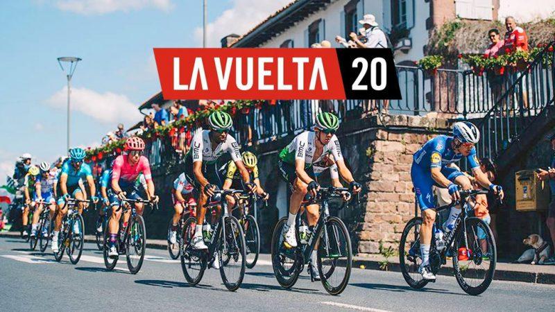 Começa La Vuelta 2020