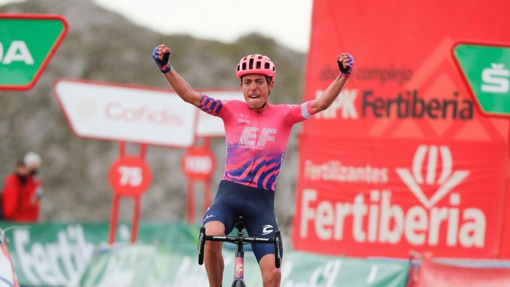 La Vuelta 2020 –  Hugh Carthy vence etapa 12