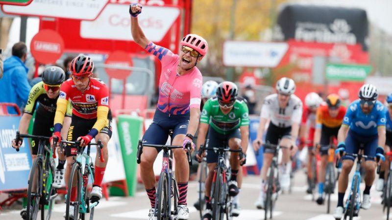 La Vuelta 2020 – Magnus Cort vence etapa 16