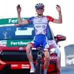 La Vuelta 2020 – David Gaudu vence etapa 17