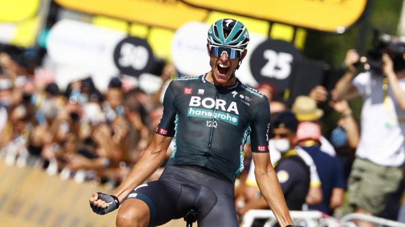 Tour de France 2021 – Nils Politt vence etapa 12