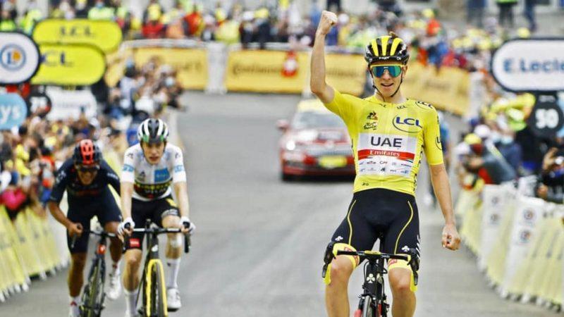 Tour de France 2021 – Tadej Pogacar vence etapa 18