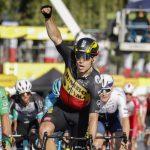 Tour de France 2021 – Wout Van Aert vence etapa 21