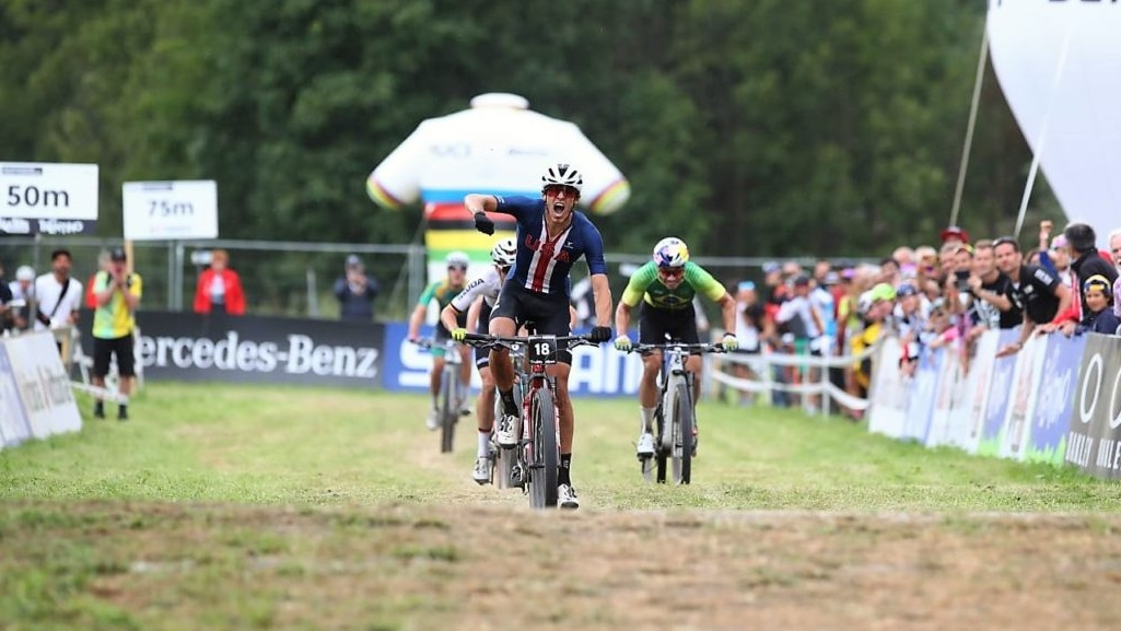Mundial de Mountain Bike 2021 – Christopher Blevins é campeão mundial de XCC