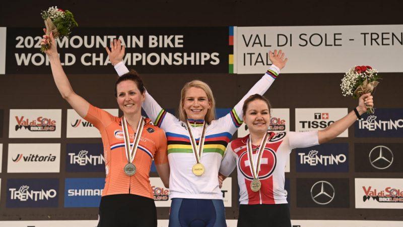 Mundial de Mountain Bike 2021 – Evie Richards é campeã mundial de XCO