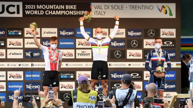 Mundial de Mountain Bike 2021 – Nino Schurter é campeão mundial de XCO